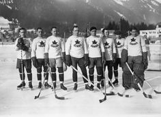 Canadian ice hockey team (1924)