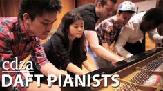 Daft Pianists | An Impromptu Session (+playlist) this deserves a vote as a one shot