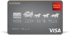 Five Outrageous Ideas For Your Wells Credit Card | wells credit card