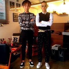 SHINee's Key with Hyun Joon Chung