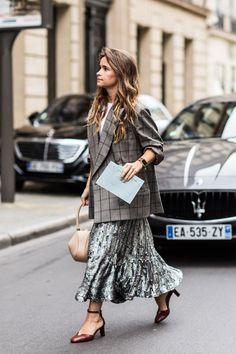 "special-thread: ""emfile: ""  Paris Couture Week / Street Style www.emfashionfiles.com "" S P E C I A L - T H R E A D f a s h i o n // b l o g """