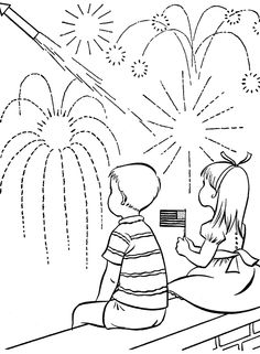 top 35 free printable 4th of july coloring pages online - Patriotic Coloring Pages Print