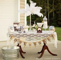 Sweet Yabby Events featured on Celebrations At Home