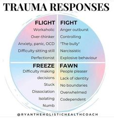Mental And Emotional Health, Mental Health Awareness, Social Emotional Learning, How To Control Anxiety, Trauma Therapy, Fight Or Flight, New Energy, Coping Skills, Ptsd
