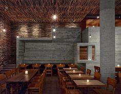 Pio Pio Restaurant, New York, Sebastian Marsical Studio