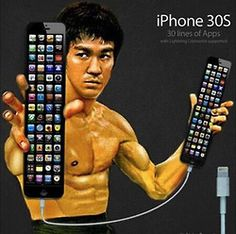 iPhone 30S - 30 lines of Apps