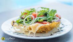 Σαλάτα με μαστέλο Χίου - gourmed.gr