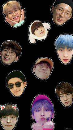 Seventeen Memes, Seventeen Wonwoo, Boys Wallpaper, Cartoon Wallpaper, Woozi, Jeonghan, Seventeen Wallpapers, Meanie, Seungkwan