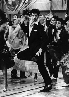 """Born to Hand Jive (Annette Charles and John Travolta as Cha Cha DiGregorio and Danny Zuko in """"Grease"""") Shall We Dance, Lets Dance, Lindy Hop, Swing Dancing, Grease Is The Word, Image Positive, Danny Zuko, Foto Poster, Dance Like No One Is Watching"""
