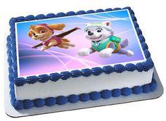 Skye Everest Paw Patrol Cake Topper Skye by Trendytreathouse