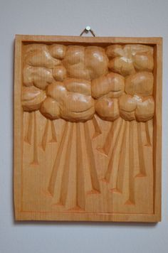 View of zur Sky II June 2014 Basswood Woodcarved