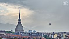 Turin Eye - October 1, 2012 - Opening flight