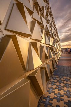 Gold Souk Building, Beverwijk Bazaar   The Netherlands | Commercial  Architecture | Gold Souk, Cubic Architecture, Commercial Architecture