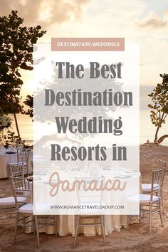 Here are some of our favorite properties and luxury resorts in Jamaica to have your destination wedding! A beach wedding in Jamaica is perfect for couples looking for a laid-back and intimate wedding. You'll love these Jamaica wedding ideas! Winter Wedding Destinations, Destination Wedding Locations, Amazing Destinations, Wedding Resorts, Vacation Destinations, Wedding Spot, Space Wedding, Wedding Ideas, 1920s Wedding