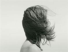 Tom Sandberg: Photographs Tom Sandberg, Untitled, Courtesy the artist/Galleri Riis, Oslo. Monochrome, Faceless Portrait, Simple Pictures, Silent Film, 30, Hair Beauty, Long Hair Styles, Black And White, Hair