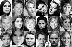 "Kibbe's ""Natural"" Archetypes: Christie Brinkley, Ali McGraw, Ally Sheedy, Jane Fonda, Ingrid Bergman, Karen Allen, Chris Evert, Carol Burnett"