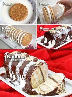 Cake Recipe in 10 Minutes, How To - sayinsumer - .- 10 Dakikada Pasta Tarifi, Nasıl Yapılır – sayinsumer – Cake Recipe in 10 Minutes, How To – sayinsumer – in is the - Pastry Recipes, Pie Recipes, Dessert Recipes, Cooking Recipes, Chicken Recipes, Dinner Recipes, Healthy Recipes, Biscuit Chicken Pot Pie, Flaky Pastry