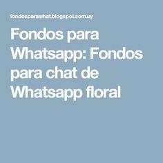 Fondos para Whatsapp: Fondos para chat de Whatsapp floral Iphone Wallpaper, Floral, Disney, Learning, Slip On, Hipster Stuff, Cartoon, Display, Flowers