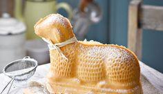 Recette de l'osterlämmele, le gâteau agneau de Pâques - L'Express
