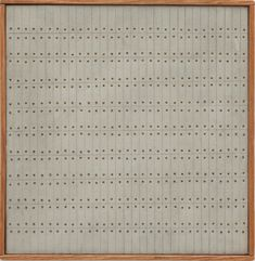 my make believe collection :: 23 :: agnes martin Martha Stewart Paint, Charles Green, Agnes Martin, Russel Wright, Alberto Giacometti, Make Believe, Geometry Art, Museum Of Contemporary Art, Tag Art