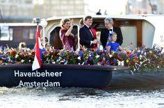 Teruglezen liveblog: het Koningslied en de Koningsvaart :: nrc.nl