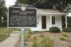 John G. Neihardt State Historic Site, Bancroft