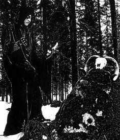 Satanic Warmaster - finnish black metal