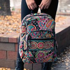 Catch a glimpse of our new color for Fall '15 - Parisian Paisley!