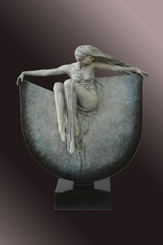 Grace by Michael Talbot #art #sculpture
