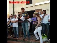 #CostituzioneCoastToCoast TOUR Orbetello Alessandro Di Battista (M5S)