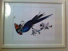 I got this lovely picture from designer Kristjana S Williams :)