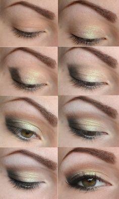 shimmer eyes