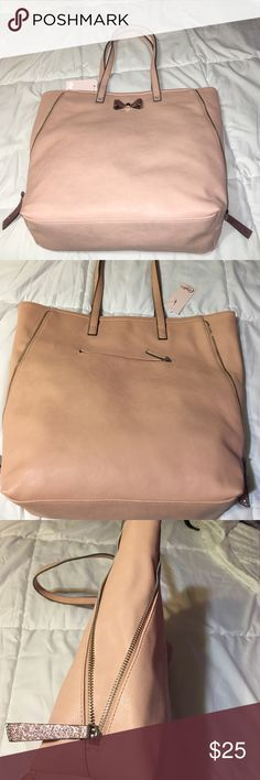 Tote Pink new Candie's Bags Totes