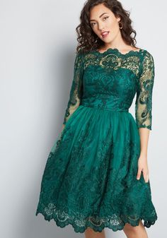 Chi Chi London Gilded Grace Lace Dress in Emerald Green falldresses Green Lace Dresses, Emerald Green Dresses, Blush Pink Dresses, Fall Dresses, Pretty Dresses, Dresses For Sale, Beautiful Dresses, Women's Dresses, Dresses Online