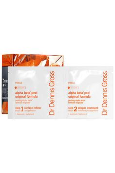 """The Anti-Aging Products Our Editors Actually See Results From  #refinery29  http://www.refinery29.com/most-effective-anti-aging-products#slide-19  """"I'm obsessed with the Dr. Gross Daily Peel Pads. My old boss swore by in-office peels to keep her looking radiant (which I saw working), but I was afraid to try the pro-grade treatment. So I reached for this gentle at-home version, which has exfoliating salicylic acid and AHAs that completely shrink my pores and even out my skin tone. The…"""