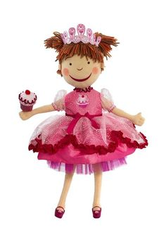 Pinkalicious Cupcake Cloth Doll by Madame Alexander on @HauteLook