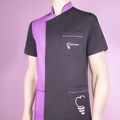 RMC-16024 Spa Uniform, Scrubs Uniform, Dental Clinic Logo, Dental Shirts, Stylish Scrubs, Scrubs Outfit, Medical Scrubs, Scrub Tops, Mens Fashion
