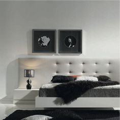 Headboard proportions and possibly tufting only above bed?