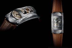 Bugatti 2015 Watches: Bugatti Victoire, Mythe and Revelation