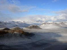 The driest place on the planet receives an average of only 10 cm of precipitation annually. Scientists believe the harsh but beautiful landscape may be the one place on Earth that is most like Mars, which makes it fertile ground for research.