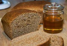 Barbara's Spelt Honey Bread