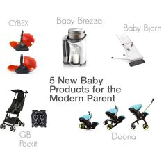 5 New Baby Products