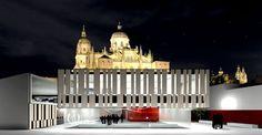 Colegio de Arquitectos de Salamanca  | 08023 Arquitectos - Barcelona | #Arquitectos #Oficinas