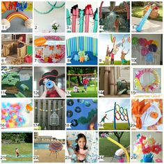 50 Cool Things to do with Pool Noodles Games - A Helicopter Mom