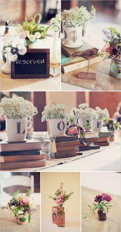 weddings  decoration  love