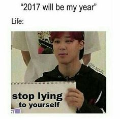 2017 in 2 hrs 😊 Im so thankful that you guts always be here for me 😘 i will take a important exam in 2017 😣 so maybe will be update less 😭 hope you guys can be healthy and happy in 2017 😋 i get 85.4k in the last day of 2016, tysm guys 😇 i think this is the 2nd year that my acc born 😂 tysm for let me reach 85.4k in 2 years😘 i love you guys sm 😘 Cr as tagged 😂 . . 💕 Like my recent pls 💗 #bangtan #bts #bangtanboys #방탄소년단 #防弹少年团 #jin #jimin #jhope #hoseok #rapmon #namjoon #suga…