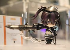 Wonder Fest 2012 - Black Rock Shooter nendoroid