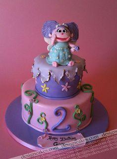 Abby Cadabby birthday cake   Christine Pereira   Flickr