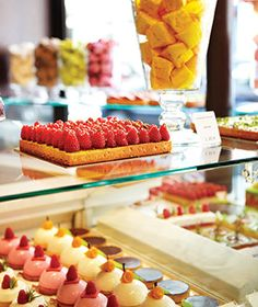 Best Desserts Around the World  ::: Pain de Sucre, Paris  This beautifully curated Marais patisserie run by a pair of Pierre Gagnaire's former pastry chefs has a wide selection of tarts, macaroons, and homemade marshmallows in flavors like rose and angelica.