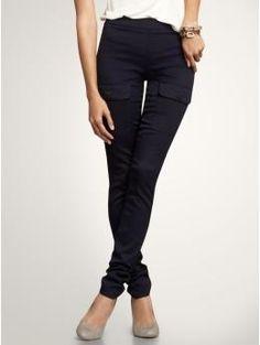 1969 super lightweight pull-on skinny jeans   Gap - StyleSays